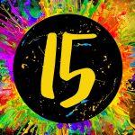 Šiandien mums – 15 metų!