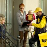 Mobilus laiškininkas prenumeratą namuose priims nemokamai