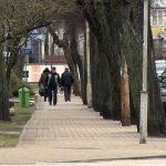 Rajone gyventojų stabiliai mažėja