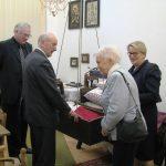 Į Amžinybę palydint Gražiną Landsbergienę
