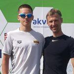 Skaudvilės triatlone – net 8 taurės Ignalinai
