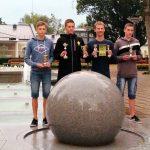 Šeštadienį Druskininkuose finišavo triatlono taurė