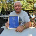 """""""Žuvėdrai"""" – stipriausios įmonės Lietuvoje tarptautinis sertifikatas"""