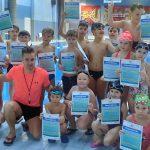 Kiekvienas rajono vaikas turi galimybę mokytis plaukti