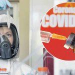 Koronavirusas pradeda trauktis