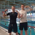 Matas Šurna – vienas stipriausių Lietuvos plaukikų tarp jaunučių