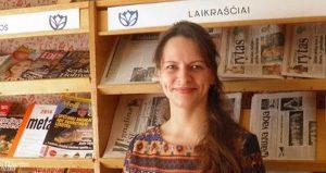Naujoji IVVG pirmininkė Rasa Trubilienė.
