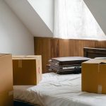 Kaip be streso persikraustyti į naujus namus?