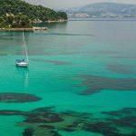 Romantikos vėjais pučianti sala