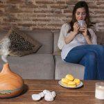 Aroma difuzoriai – tinkamai patalpų drėgmei ir sveikatai